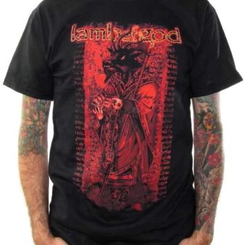 Lamb Of God T-Shirt - Goat Saint