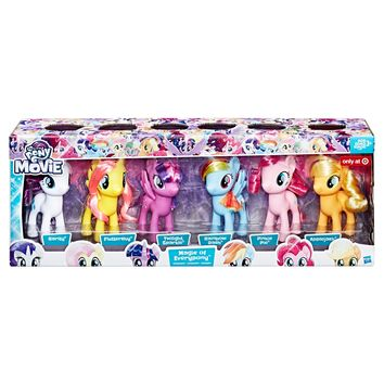 My Little Pony the Magic of Everypony Collection
