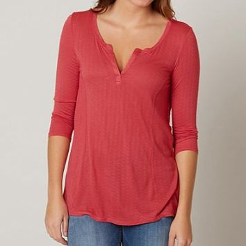 DAYTRIP HIGH LOW HEM TOP