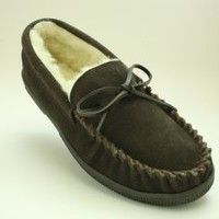 Men's Elegant Leather Moccasins
