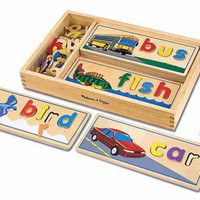 Melissa & Doug See and Spell Learning Toy