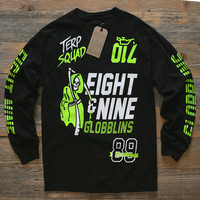 710 Terp Squad Jersey Black L/S