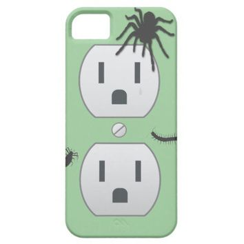 Funny insect covered outlet iphone 5 covers from Zazzle.com