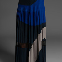 BCBGMAXAZRIA RUNWAY Maxi Skirt in DK Ink at Revolve Clothing - Free Shipping!