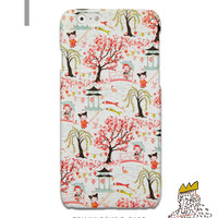 Cherry Blossom Samsung Galaxy S4 Case Tough iPhone 6s Case Floral iPhone 6s Plus Case Girls iPhone Case Sakura Samsung Galaxy Note 5