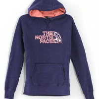 The North Face Avalon Crystal Pullover Hoodie for Women in Patriot Blue CN3Q-A1L