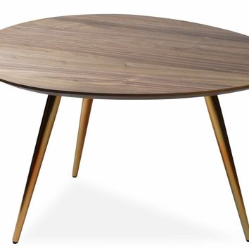 Maddox Mid-Century Modern Coffee Table 30in