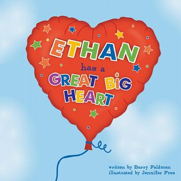 Big Heart Personalized Storybook - Soft Cover