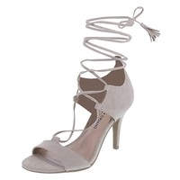 Christian Siriano for Payless Women's Lisabeth Ghillie Heel
