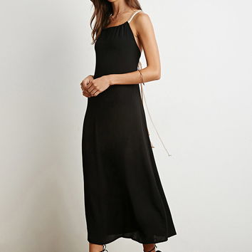 Braided Straps Maxi Dress | Forever 21 - 2000183913
