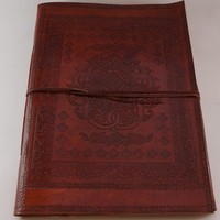 Extra Large Handmade Leather Photo Album