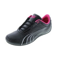 Puma Womens Drift Cat 4 Leather Sport Casual Shoes