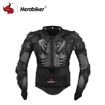 HEROBIKER Professional Motorcycle Motorcross Racing Body Armor Motorcycle Armor Protective Jacket Motorcycle Chest Protector