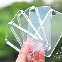 "Blank or clear DIY iPhone 4 and iphone 4s case : "" 5 Pieces """