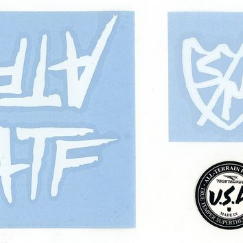ATF FRAME STICKER PACK