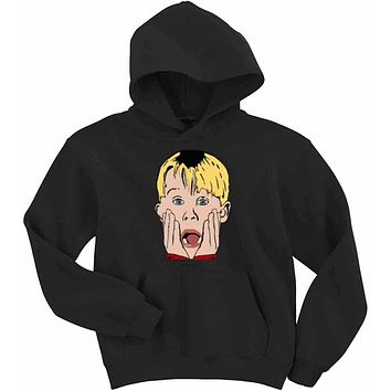 Home Alone Hoodie Classic Movie Pull Over Hoodie