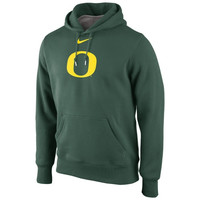 Nike Oregon Ducks Classic Pullover Hoodie - Green