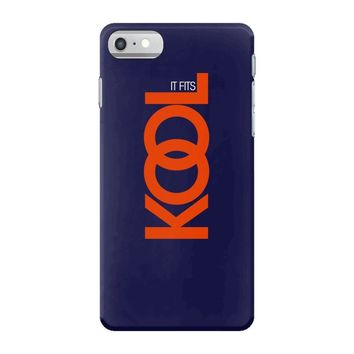 kool it fits cigarettes iPhone 7 Case