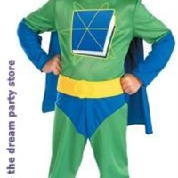 Boys Super Why Toddler / Child Costume for Halloween