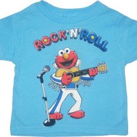 Sesame Street Elmo Rock'n'roll Toddler T-shirt