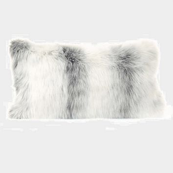 Icelandic Faux Fur Pillow