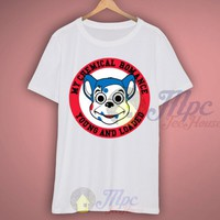 My Chemical Romance Young and Loaded T Shirt - Mpcteehouse