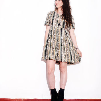 TRIBAL 90s DRESS