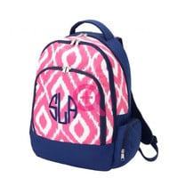 Monogrammed Gym Bags, Backpacks and Lunch Bags