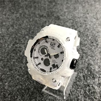 Whie G-SHOCK CASIO Electronic Watch Womens Mens Sports Watch