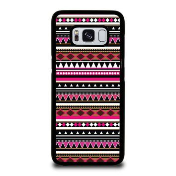PIECE TRIBAL PATTERN 1 Samsung Galaxy S8 Case Cover