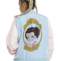 Melanie Martinez Cry Baby Girls Souvenir Jacket Plus Size