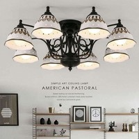 Modern LED Chandelier Ceiling Fixtures luminarias Lustres Chandeliers Ceiling Lamp for Bedrooms Living Room Kitchen Lighting