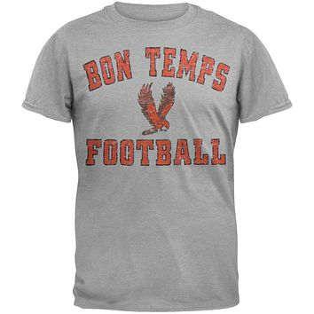True Blood - Football Soft T-Shirt