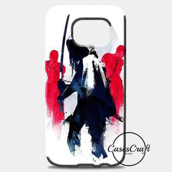 Michonne The Walking Dead Samsung Galaxy S8 Case | casescraft