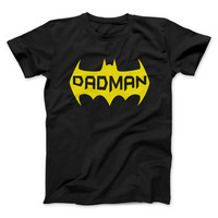 Dadman T-Shirt Best Gift For Dad Is DADMAN T-Shirt & Apparel Father's Day Gift