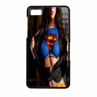 Supeman Awesome Womens BlackBerry Z10 Case