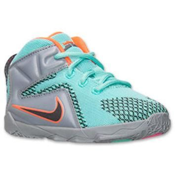 Kids' Toddler Nike Lebron 12 Basketball Shoes