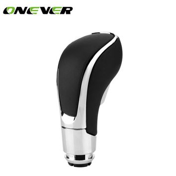 Gear shift knob Gear stick shifter replace for Opel Vauxhall Insignia Genuine Leather