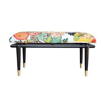Pre-owned Mid-Century Modern Floating Bench