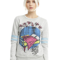 Pierce The Veil Bed Girls Crewneck Sweatshirt