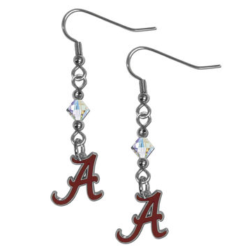 NCAA Team Crystal Dangle Earrings