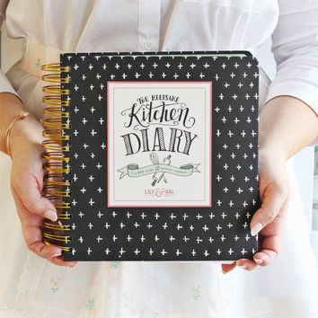 The Keepsake Kitchen Diary™ with free gift