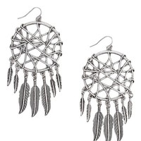 Women's Dreamcatcher Earring