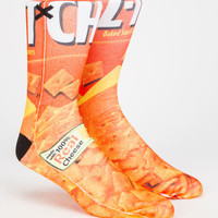 Odd Sox Cheez-It Mens Tube Socks Red Combo One Size For Men 26860834901
