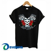 Crazy Wheels Drag Riders T Shirt Women And Men Size S To 3XL