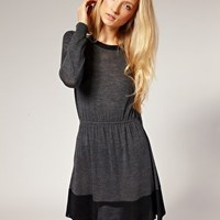 Whistles | Whistles Gathered Waist Dress at ASOS