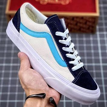 Trendsetter Vans Vault OG Style 36 LX Women Men Fashion Casual Old Skool Shoes