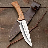 Beautiful European Sheath Knife
