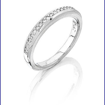 Gregorio Platinum Diamond Wedding Band  R-6420B