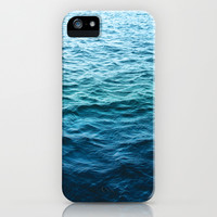 The Sea iPhone & iPod Case by Mareike Böhmer Photography
